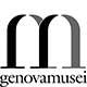 vettoriale GenovaMusei logo 60