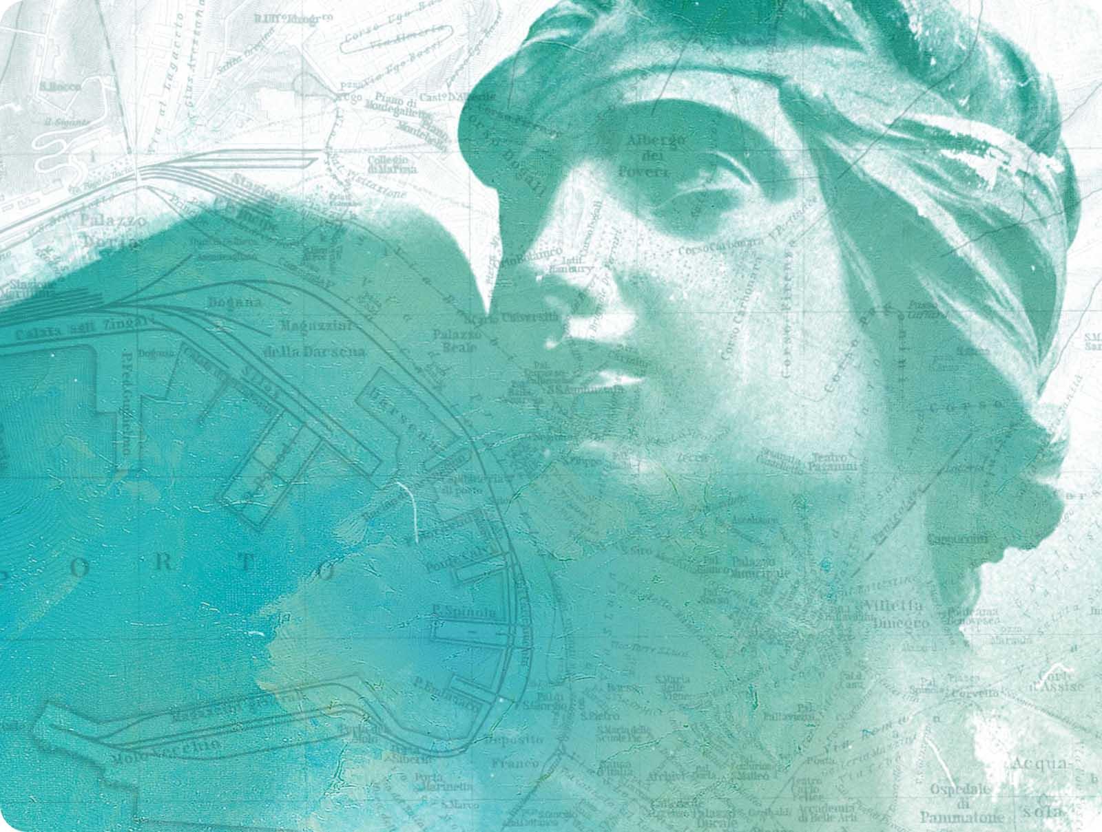 RACCONTAMI ANCORA @ Cimitero di Staglieno presso la statua della Fede